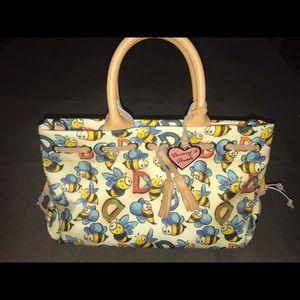 Dooney & Burke Bumblebee handbag