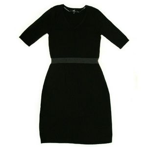 Mossimo Black Dresses & Skirts - Mossimo Women's Knit Dress Black M