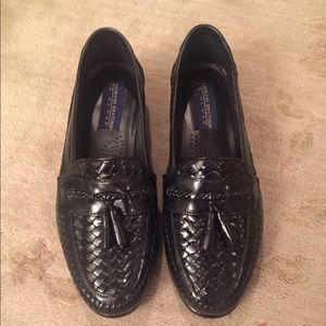 Giorgio Brutini Other - NWT in Box Giorgio Brutini Black Loafers