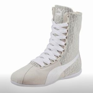 Puma Eskiva Rihanna Ltd Edition Hi Top Trainer