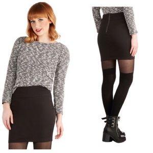 "Modcloth ""Everyday Essential"" Skirt"