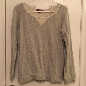 Hive & Honey Tops - Hive & Honey Grey Sweatshirt