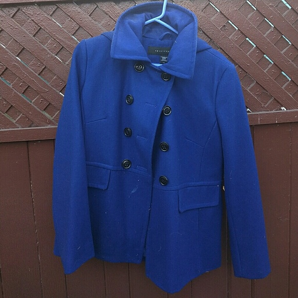 70% off Apostrophe Jackets & Blazers - Bright blue woman' L pea ...