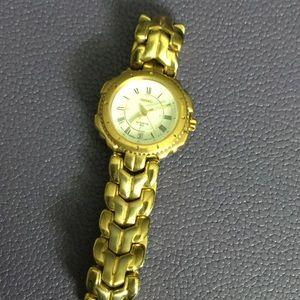 Seiko Jewelry - Elegant Seiko gold watch