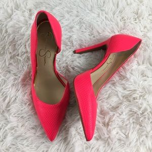 NEW Jessica Simpson Heels A5