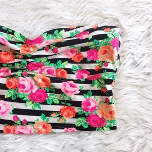 PINK Victoria's Secret Other - • PINK • Floral Bandeau