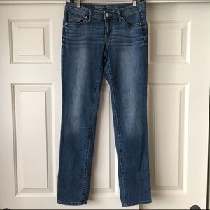 Mossimo Supply Co. Denim - Mossimo straight leg jeans