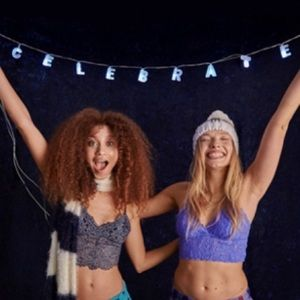 Aerie Celebrate String Lights (Battery Operated)