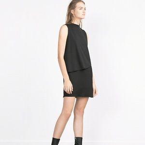 ZARA LITTLE BLACK DRESS M