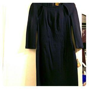 Ali Ro Dresses & Skirts - NWT 3/4 sleeve cut out dress