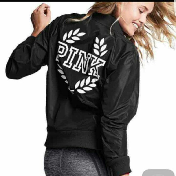024d597e3 VS PINK Bomber jacket NWT