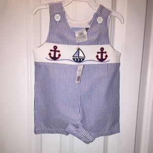 Other - Nautical romper