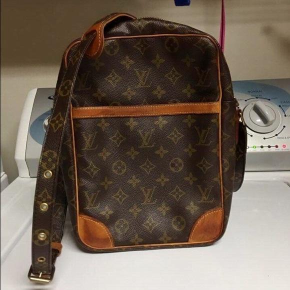 833d59018 Louis Vuitton Bags | Vintage Monogram Marceau Bag | Poshmark