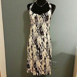 Ann Taylor size 10 halter dress