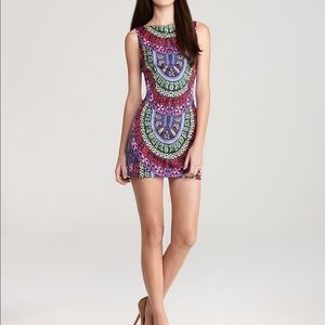 Mara Hoffman Print Mini dress