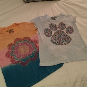 Signorelli Other - 🐾 SIGNORELLI GIRLS BEADED T-SHIRTS