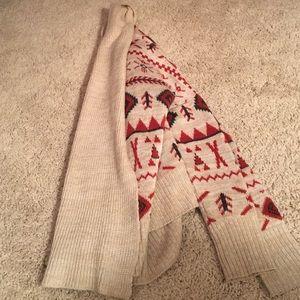 Roxy Sweaters - Roxy Aztec print cardigan