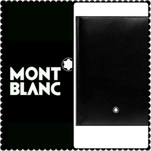 Montblanc Handbags - Montblanc Leather Passport Holder