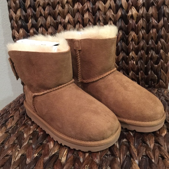 UGG Toddler Kandice Chestnut Boots