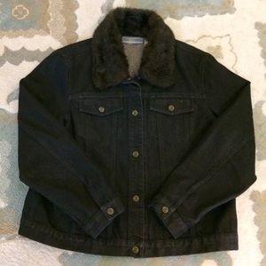 Vintage Jackets & Blazers - ✨MAKE OFFER! EUC Susan Bristol Jean Jacket
