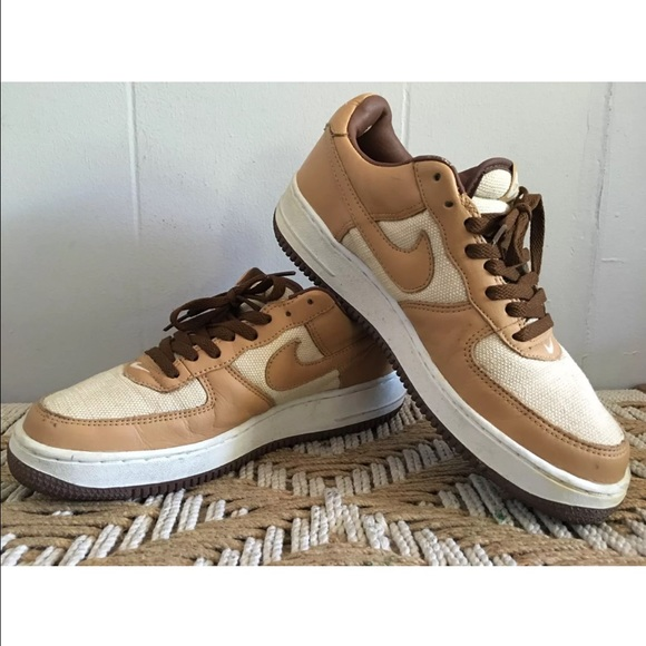 wholesale dealer c1854 6009b SALE ⚡NIKE ACORN AIR FORCE 1 Vintage Rare⚡. M 58438da26a58306ed4003e63