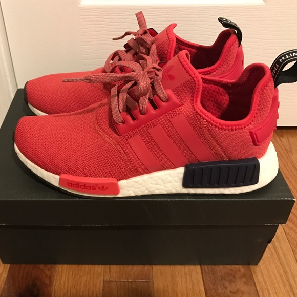 adidas shoes womens red