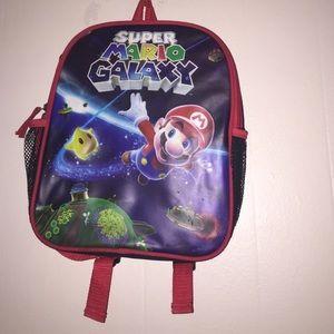 Nintendo Other - Super Mario Galaxy Backpack