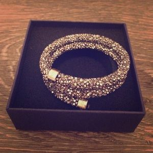 Swarovski bracelet- only one left