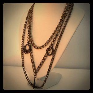 Jewelry - 3 Tier Chain Necklace