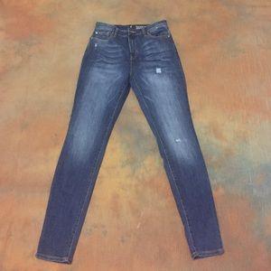Gap High Rise Legging Jeans