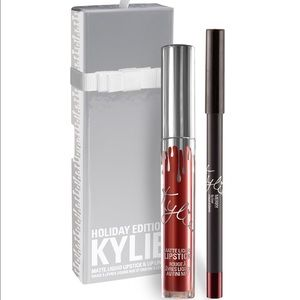 Kylie Cosmetics Other - Merry Lip Kit  Kylie Holiday Edition