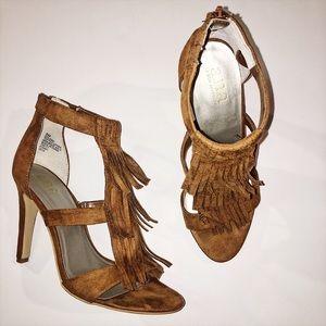 a.n.a Shoes - A.n.a fringe heels
