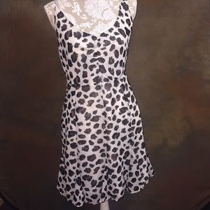 Kate Young for Target Leopard dress