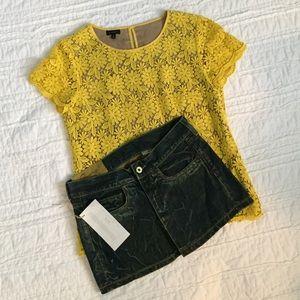 Loomstate Dresses & Skirts - ❤️Loomstate Denim Skirt NWT