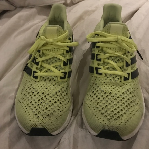 19e14c5d1c72e Adidas Shoes - Adidas ultra boost lime green