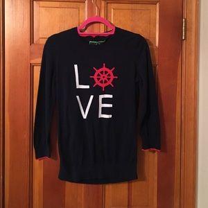 EUC C.Wonder nautical sweater