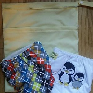 Other - NWOT Cloth Diapers set