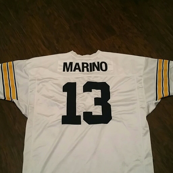 designer fashion 09c1c f06f9 Vintage Dan Marino college Jersey