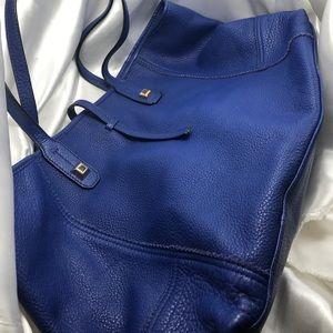 Stella & Dot Handbags - 🎉Stella & Dot Cobalt Paris Tote