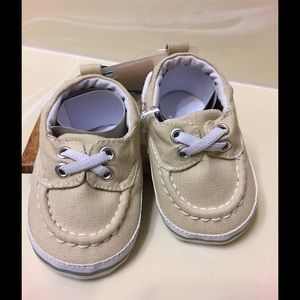 Luvable Friends Other - Baby Slip-on Boat Shoes (Boys)