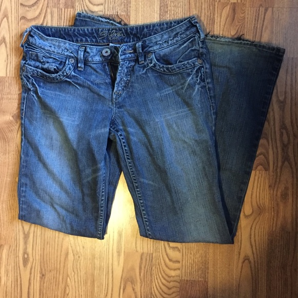75% off Silver Jeans Denim - Silver jeans size 29 from Lauren's
