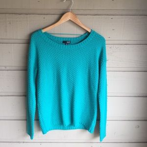 a.n.a Emerald Green Sweater