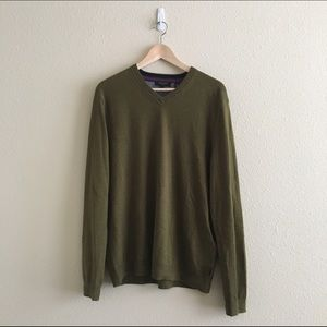Ted Baker London Other - Ted Baker olive green sweater