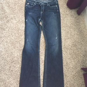 Big star hazel curvy fit jeans