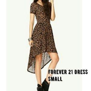 {Forever 21} Hi Low Dress