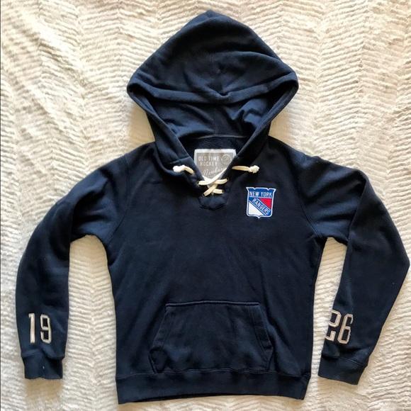 ceb80d507 ⚡️SALE⚡️NHL New York Rangers Vintage Hoodie. M 584453175c12f86bc6010928