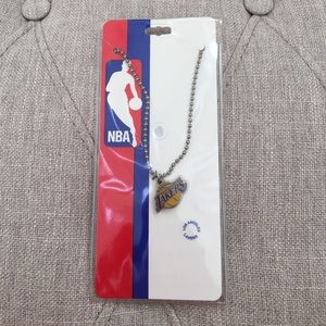 Los Angeles Lakers NBA necklace