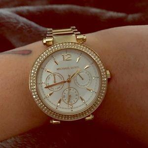 Michael Kors Chronograph Watch