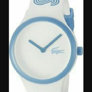 Lacoste Goa Silicone Watch
