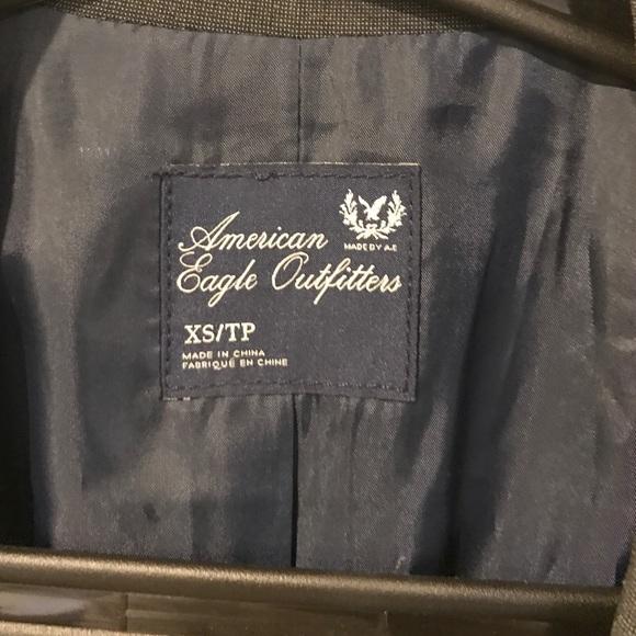 American Eagle Outfitters Jackets & Coats - NWOT American Eagle gray blazer jacket